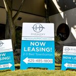 Real Estate Signs a frame promotional outdoor custom real estate 150x150