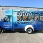 Vehicle Graphics van bus wrap vehicle vinyl outdoor full 300x225 150x150